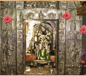 Sri Kadu Hanuman Swamy, Dharapuram
