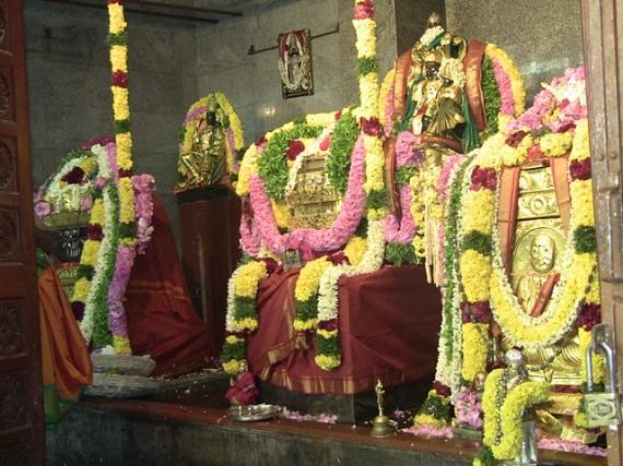Yathi Traya Sannidhana