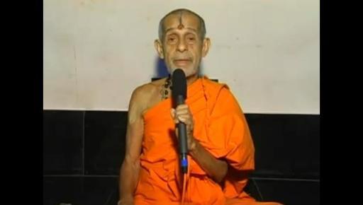 Pejavar Swamiji