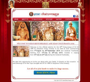 Soan Chaturmasya 2015