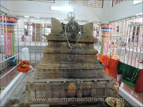 Sri Vijayeendra Theertharu
