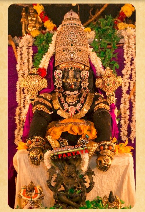 Udupi Sri Krishna Devaru