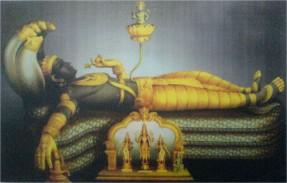 Anantha padmanabha swamy