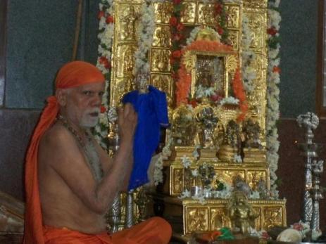 Sri Sri Vidhyasagara Tirtha Swamiji