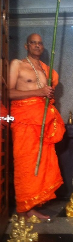 Sri Vidhya Vijaya Theertha Swamiji
