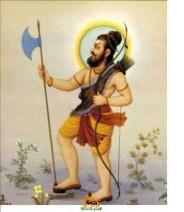 28 Lord-Parashurama