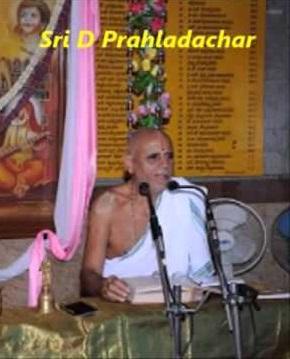 Sri D Prahladachar