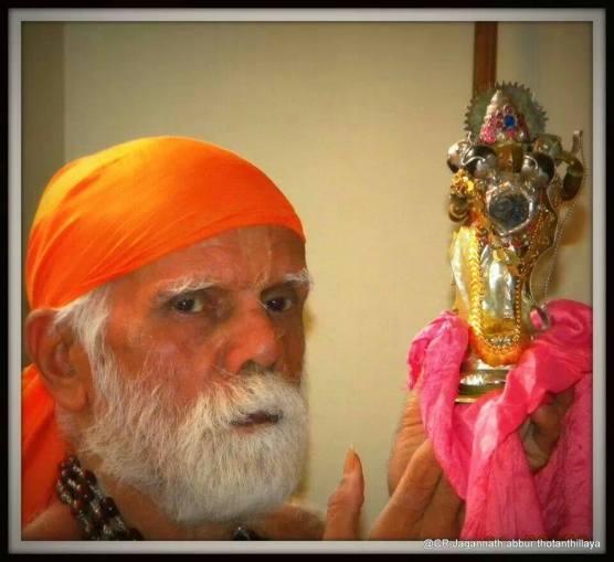 Sri Manmadhava teerthara kararchita 'DIGVIJAYA RAMACHANDRA' devaru..jpg