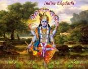 16 indira ekadashi