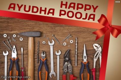 29 Ayudha Pooja