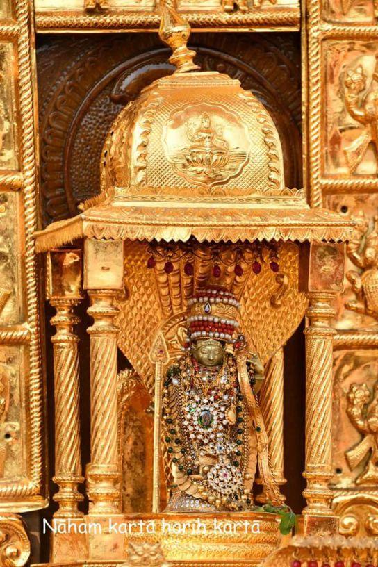 Veera Rama Devaru - Madhava Teertha Matha