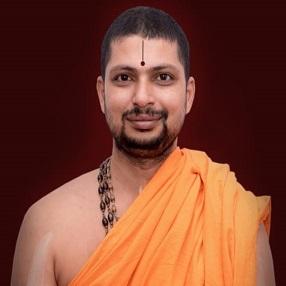 Bhimanakatte Mutt Swamiji